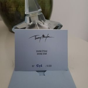 Theirry Mugler collector's perfume bottle